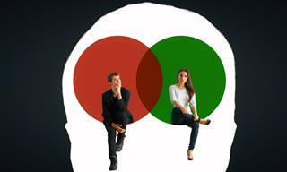 Batalla De Los Sexos: El Cerebro Reacciona De Forma Diferente