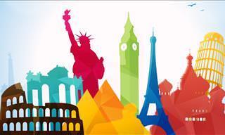 Test De Viajes: La Vuelta Al Mundo En 15 Preguntas