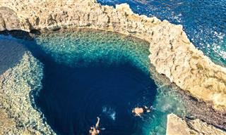 En Estos Lugares Es Peligroso Nadar
