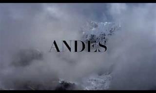 Un Asombroso Viaje Por Las Montañas De Los Andes Del Perú