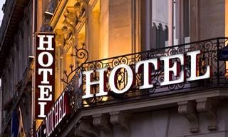 Los Artículos Más Robados En Hoteles 5 Estrellas