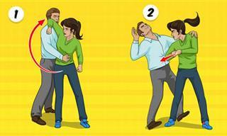 3 Técnicas Esenciales De Autodefensa Para Mujeres