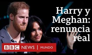 ¿Qué Ocurrirá Ahora Con Harry y Meghan Tras Romper Con La Realeza?