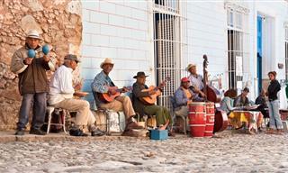 Chiste Del Día: Los 3 Tiburones Cubanos