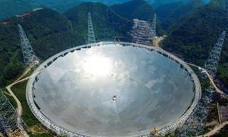 Mega Construcciones Reales Que Parecen De Ciencia Ficción