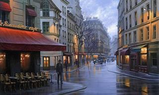Los Paisajes Urbanos De Alexey Butyrsky