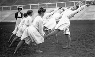 22 Icónicas Fotografías Históricas De Los Primeros Juegos Olímpicos