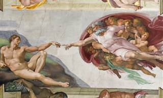 """""""La Creación De Adán"""": 12 Datos Que No Sabías"""