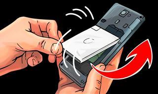 ¿Te Fijaste Que Los Teléfonos Ya No Tienen Baterías Removibles?