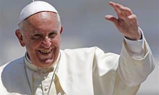 El Papa y El Mendigo