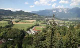 Descubre La Belleza Natural De Eslovenia