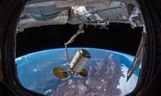 12 Fantásticas Fotografías De La NASA