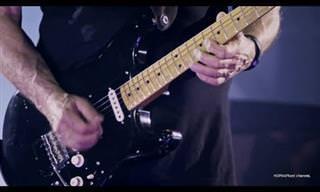 David Gilmour Desde Pompeya