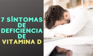 Estos Síntomas Podrían Indicar Que Tienes Una Deficiencia De Vitamina D