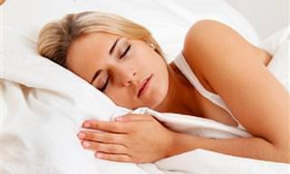 Test: Tus Hábitos De Sueño Dicen Mucho Acerca De Ti