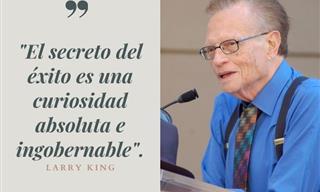 10 Frases Célebres Del Inolvidable Presentador Larry King