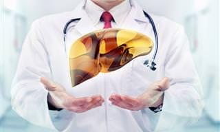 6 Síntomas De Un Hígado Poco Saludable