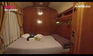¿Te imaginas Viajar En El Lujoso Tren Transcantábrico?