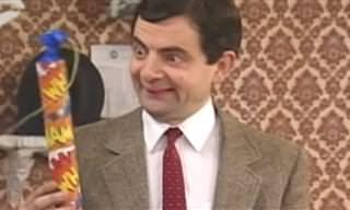 Mr. Bean: Una Pintura Explosiva