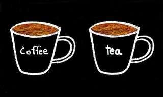 ¿Por que deberíamos Beber Más Té y Menos Café?
