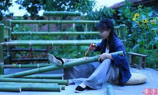 Aprende a Hacer Tus Propios Muebles Con Bambú