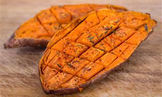 Beneficios Para La Salud De Las Batatas y Recetas
