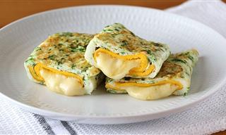 ¡Solo 2 Ingredientes! Un Delicioso Desayuno En 5 Minutos