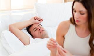 Cómo Un Resfriado Puede Afectar En Forma Distinta a Los Hombres