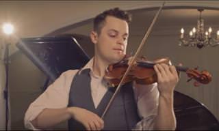 Disfruta De La Melodía De Un Violín Que Te Erizará La Piel