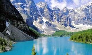 Los Paisajes Más Espectaculares De Canadá