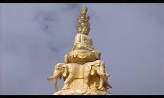 ¿Estás Listo Para Visitar El Lugar Más Sagrado De China?