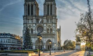 La Historia De La Catedral De Notre Dame En Fotografías