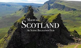 Te Invitamos a Un Recorrido Virtual Por Escocia