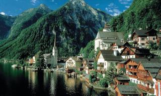 Descubre La Bella Región De Los Lagos En Austria