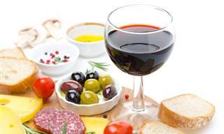 Guía: Escoge El Vino Adecuado Según El Tipo De Comida
