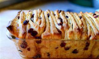 Deliciosa Receta De Pan Dulce Para Los Más Golosos
