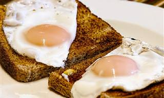 Divertido: Los Huevos Perfectamente Cocinados