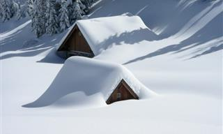 30 Fotos Deslumbrantes De Paisajes Nevados En Todo El Mundo