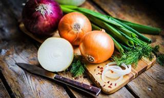 ¿Conoces Los Saludables Beneficios De La Cebolla?