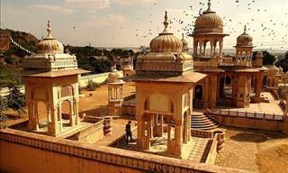 Un Viaje Por La Majestuosa Ciudad De Jaipur En India