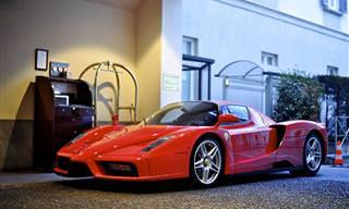 Los Autos Ferrari Más Hermosos Del Mundo