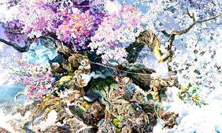 """""""Renacimiento"""": Obra Artística Tributo a Los Japoneses"""
