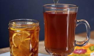 Medicina Natural: Remedios Caseros Para El Resfriado