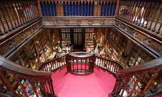 Las 16 Más Increíbles Librerías De Mundo
