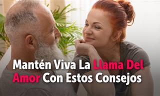 Relaciones: Mantén Viva La Llama Del Amor Con Estos Consejos
