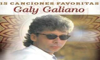 Galy Galiano y Su Gran Éxito: Y Me Bebí Tu Recuerdo