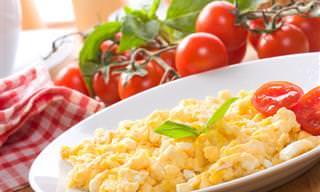 5 Tips Para Preparar Los Mejores Huevos Revueltos