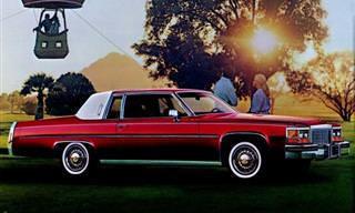 La Evolución Del Cadillac a Lo Largo Del Tiempo