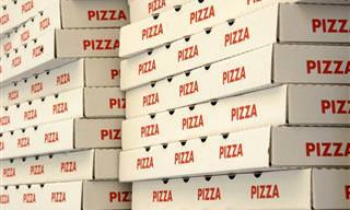 ¿Sabías Que Las Cajas Para Pizzas Son Nocivas Para Tu Salud?
