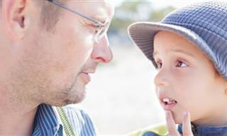 Chiste: Un Padre Visita Una Farmacia Con Su Hijo